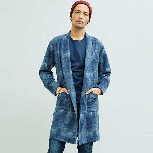 DELUXE X PENDLETON CHECKED GOWN