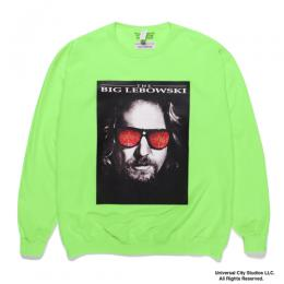 THE BIG LEBOWSKI / CREW NECK SWEAT SHIRT