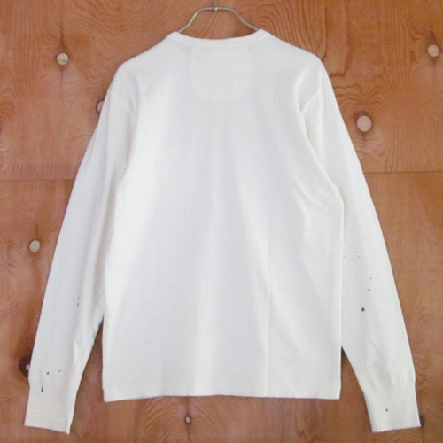 STANDARD HENRY POCKET L/S T-SHIRTS (USED)