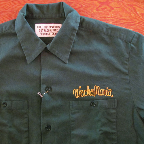 TWILL WORK SHIRT (TYPE-5)