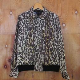 REVERSIBLE LEOPARD SWING TOP JKT
