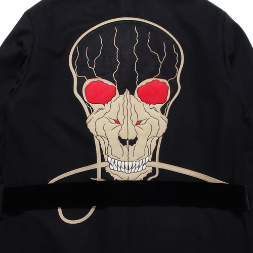 WOLF'S HEAD / SMOKING TEDS JACKET (TYPE-4)