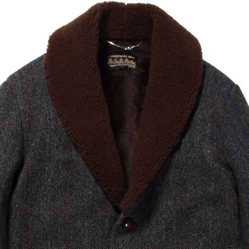 FUR COLLAR GANG COAT (TYPE-2)