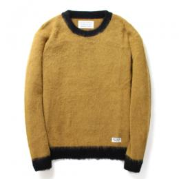 BABYALPACA CREW NECK SWEATER