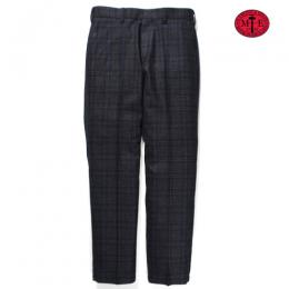 BRITISH CHECK SKATE TROUSERS