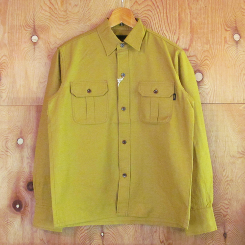 30'S MILITARY WORK SHIRT ★40%OFF★