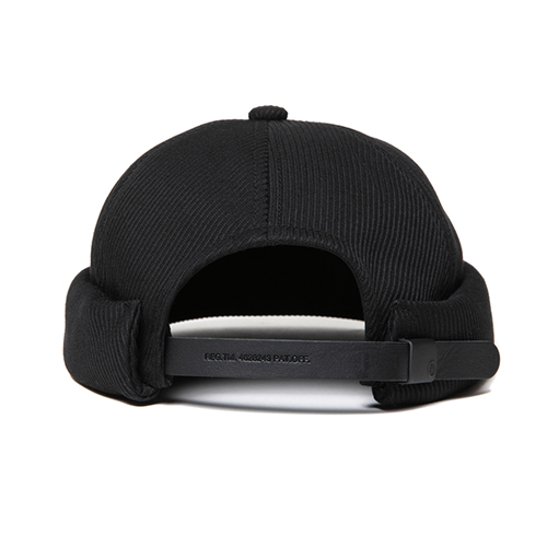 Cotton Kersey Thug Cap