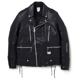 "DOUBLE RIDERS JACKET FD ""BUSHER"""