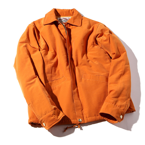 60/40 CLOTH COACH JACKET [16AW004] ★30%OFF★