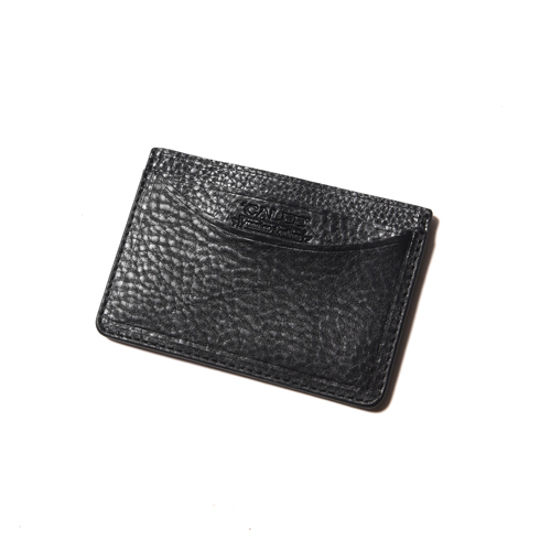 PLANE LEATHER CARD CASE