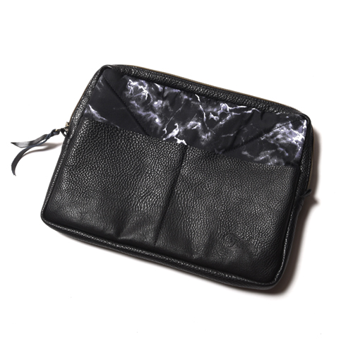 MARBLE PATTERN CLUTCH BAG ★30% OFF★