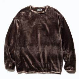 FAKE FUR PULLOVER SHIRT