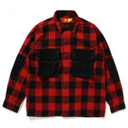 L/S BUFFALO CHECK SHIRT
