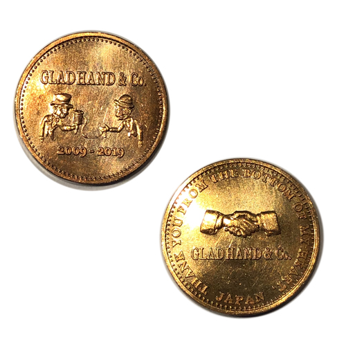 "MEDAL ""10th ANNIVERSARY"" ★40% OFF★"