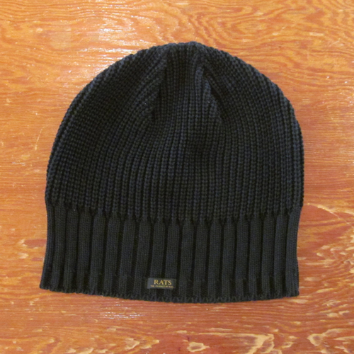 TWO WAVE KNIT CAP ★30%OFF★