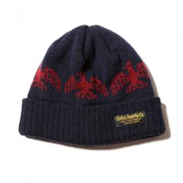EAGLE KNIT CAP [17AW068]