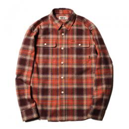 AMUNDSEN CHECK L/S SHIRT