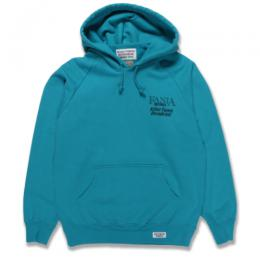FANIA / WASHED H/W PULLOVER HOODED SWEAT (TYPE-3)