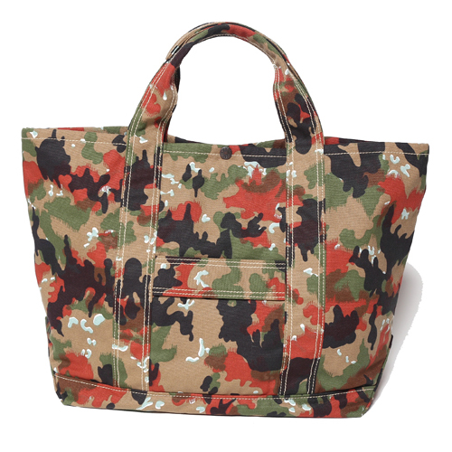 EURO CAMO TOTE BAG [16AW001B] ★30%OFF★