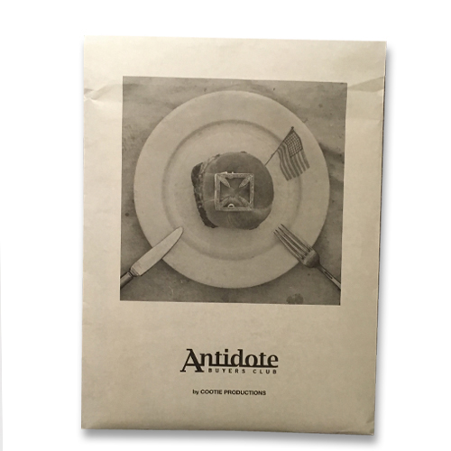 ANTIDOTE Look Book