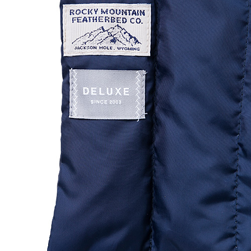 DELUXE × ROCKY MOUNTAIN DOWN MUFFLER ★30%OFF★