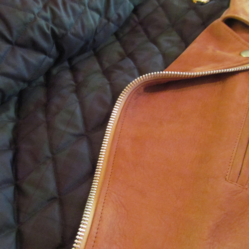 NUBUCK RIDERS JACKET ★40%OFF★