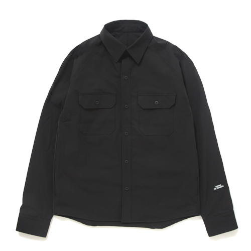"L/S VESATILE SHIRT JACKET ""YALCA"" ★30% OFF★"