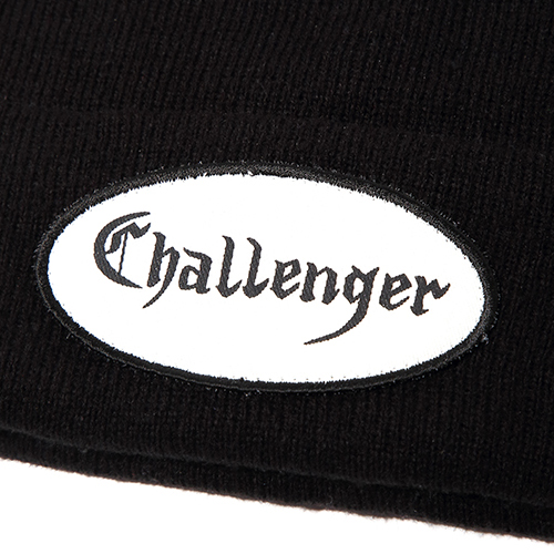 PATCH KNIT CAP