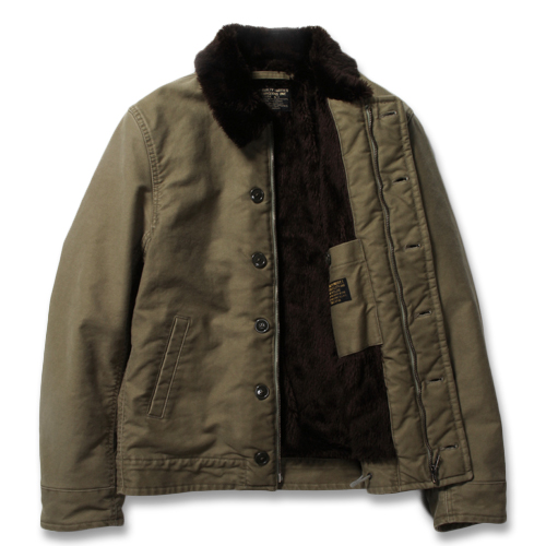 N-1 DECK JACKET (TYPE-1)