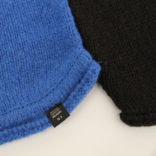"C-NECK KNIT SWEATER ""WRIGHT"" ★30%OFF★"