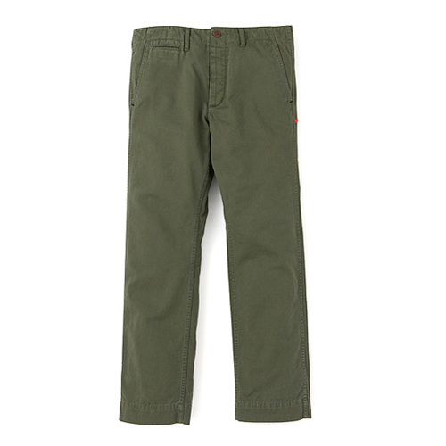 "10L MILITARY CHINO PANTS ""ARMSTRONG"" ★30%OFF★"