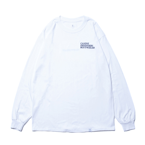 CANINE LS Tee ★30% OFF★
