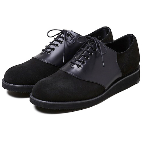 "REGAL SUEDE SADDLE SHOES ""BURGEES"""