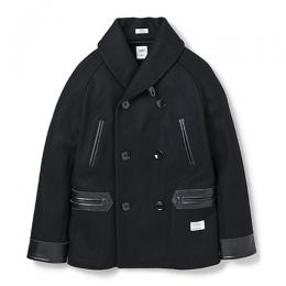 "MELTON RAILROAD COAT ""DIKE"" ★30%OFF★"