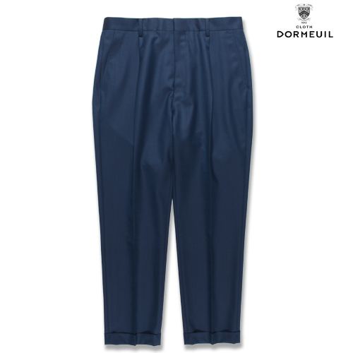 PLEATED TROUSERS (TYPE-1) <DORMEUL>