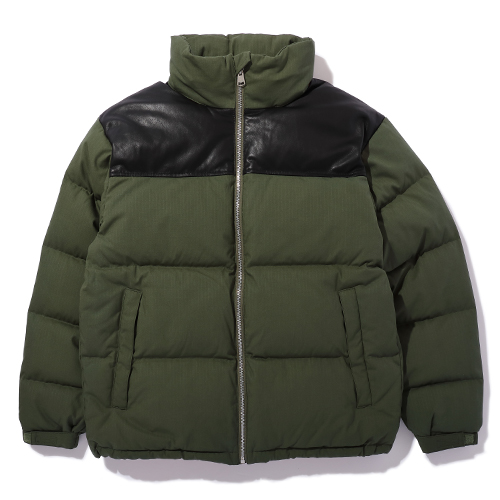 MILITARY DOWN JACKET