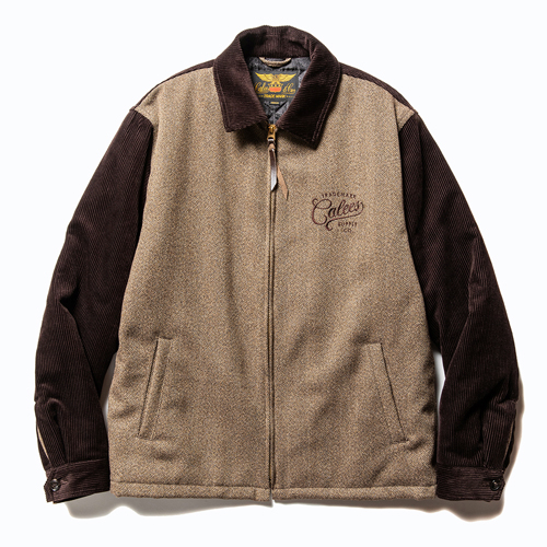CORDUROY / TWEED SPORTS TYPE JACKET