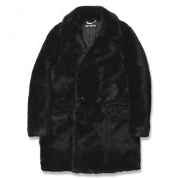 FUR DOUBLE BREASTED COAT (TYPE-1)