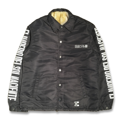 "BOA COACH JACKET ""DEL SOL NACIENTE"""