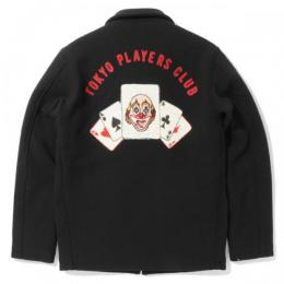 MELTON CLUB  JACKET