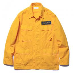 Dyed Fatigue Jacket