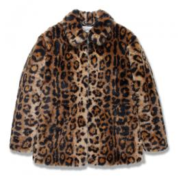 JAGUAR FUR COACH JACKET