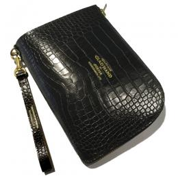 GH - BAGGAGE CLUTCH BAG (CROCOLIKE)