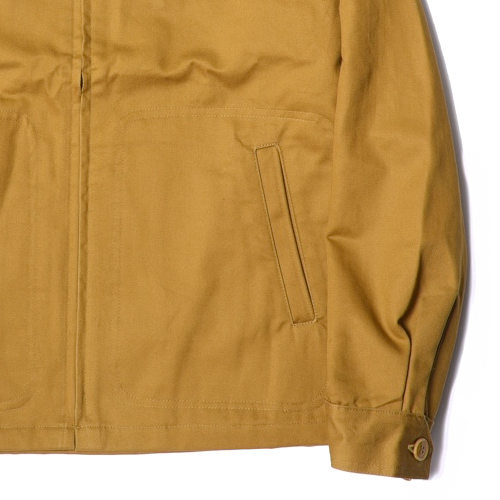 TWILL WORK JACKET ★30% OFF★