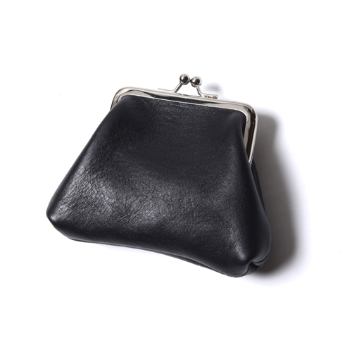 PLAIN LEATHER COIN CASE