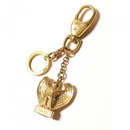 EAGLE CHARM BRASS KEY RING <BRASS> [17AW060AC]