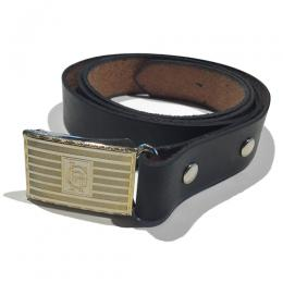 SLIDE LOCK BUCKLE BELT