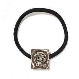 WM-HAIR BAND-03(SKULL)