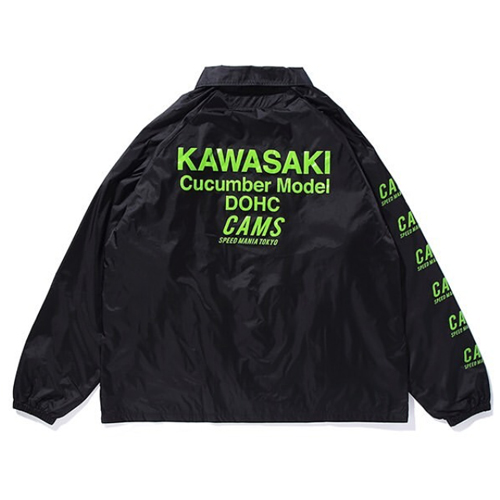 CAMS MOTOR COACH JACKET