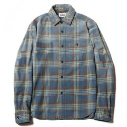 USED L/S CHECK SHIRT